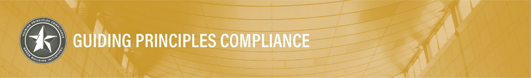 Guiding Principles Compliance (General)